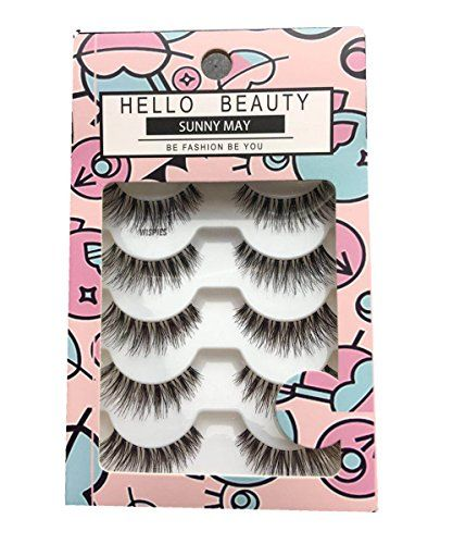 453c671e6ab HELLO BEAUTY Multipack Demi Wispies Fake Eyelashes (5Pack) #lashes ...