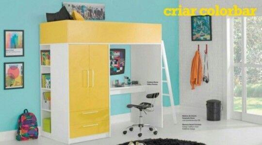 +1000 ideias sobre Cama Infantil Tok Stok no Pinterest  ~ Quarto Pequeno Principe Tok Stok