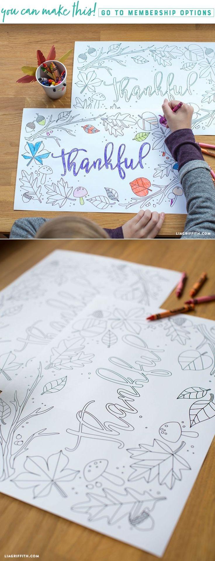 Berühmt Thanksgiving Malvorlagen Für Den Kindergarten Ideen - Entry ...
