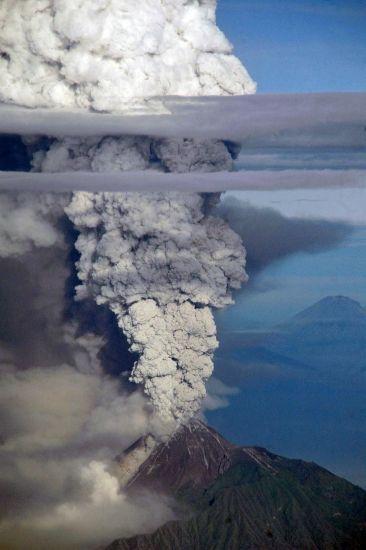 Merapi Volcano, Java, Indonesia http://www.pinterest.com/halinalis/travel-around-the-world/