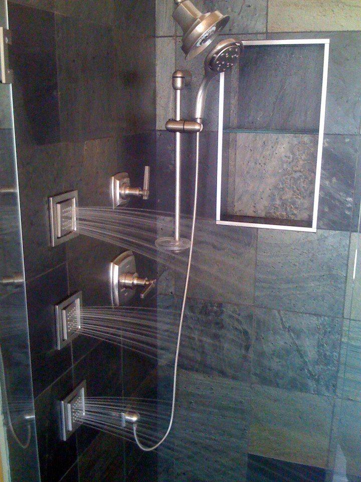 Small Bathroom Ideas Shower