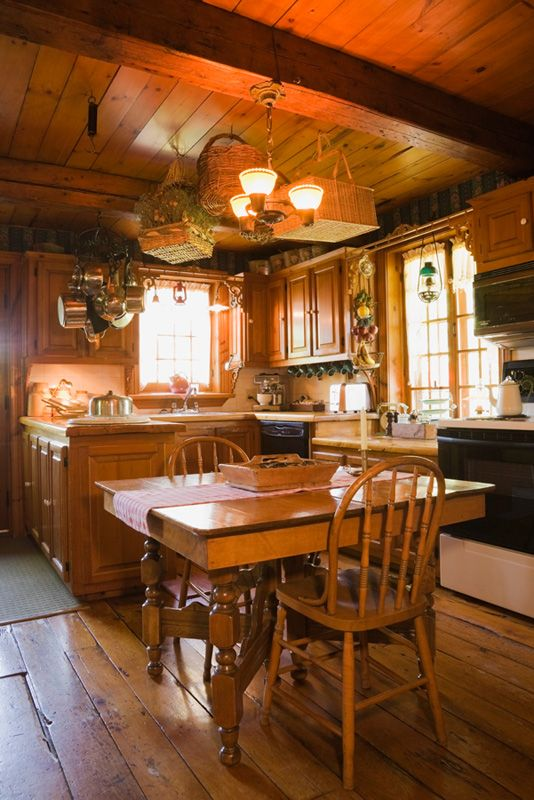 Best 25 Small Cabin Kitchens Ideas On Pinterest Rustic