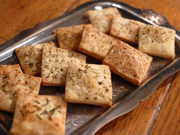 Salt and Savory Biscuits recipe from Chef Laura Calder.