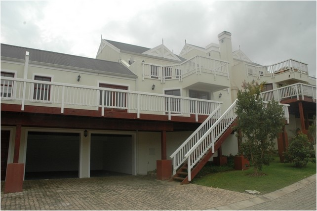 This lovely home situated securely in a gated community offers three spacious bedrooms, two full bathrooms with bath and shower, large open plan lounge and dining room, two patios, double garage, two undercover patios and a communal swimming pool.R6000 Call James 0785523124