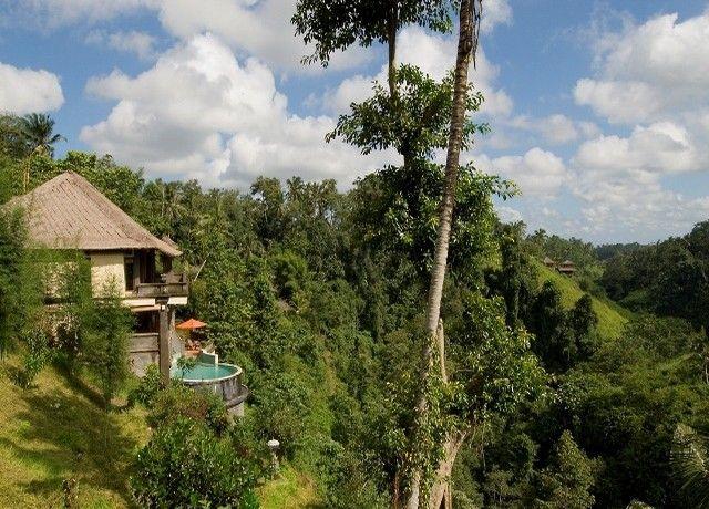 Villa awang awang River View