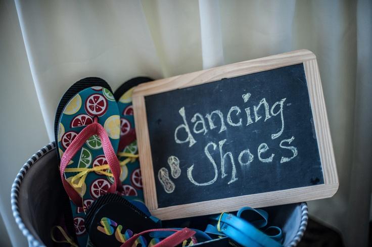 Things Festive Wedding Blog: Pennsylvania Mountain Wedding in Grey & Yellow: Becky & Pat dancing shoes
