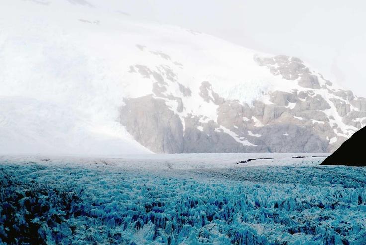 Amalia glacier - Chile