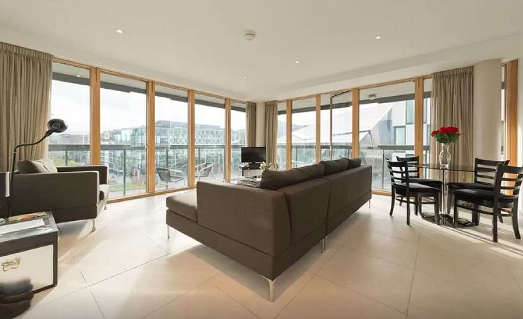 These 5 Star Apartments are perfectly located in Dublin's stunning Grand Canal Dock. This serene, exclusive neighbourhood is host to an excellent array of restaurants, cafes, bars, and theatres. The apartment ...