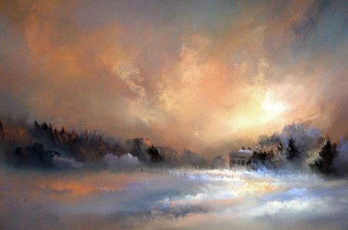 Les Darlow Fine Art Gallery Fine Art Sky Art
