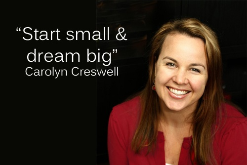Carolyn Creswell is an amazing and inspiring business woman! Founder of Carmen's Fine Foods  www.tac.edu.au