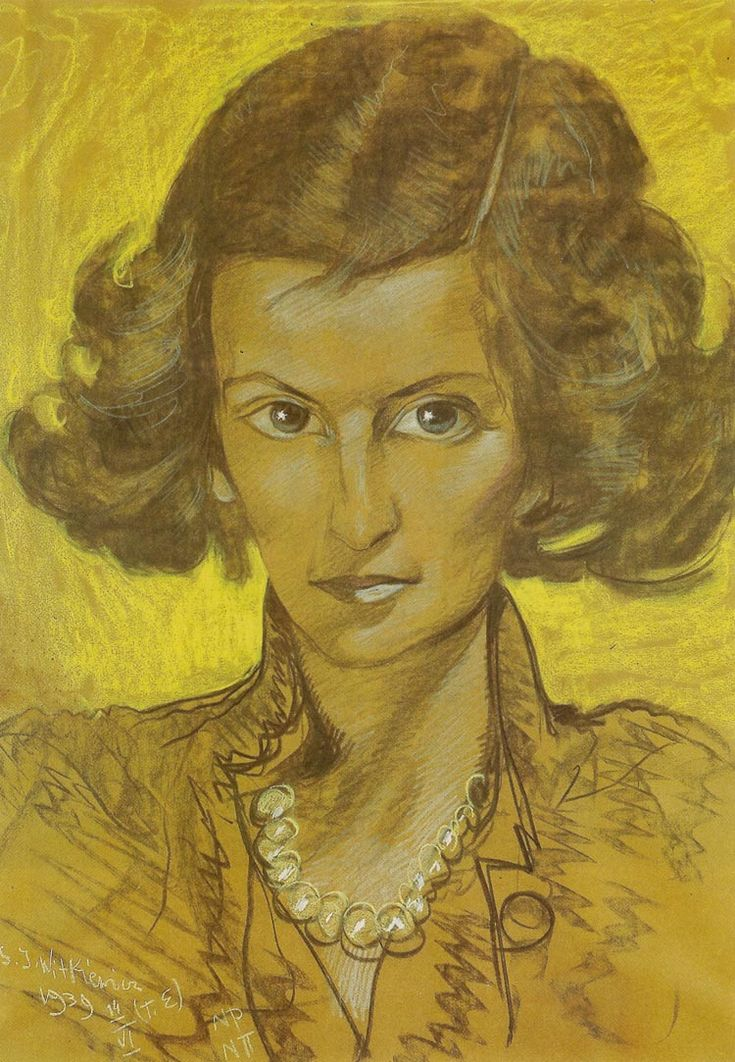 152 Best Images About Witkiewicz On Pinterest
