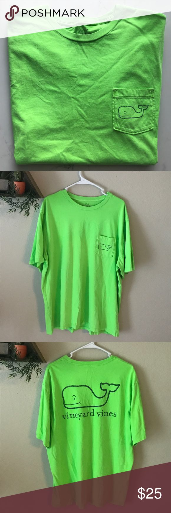 Vineyard Vines T-Shirt Vineyard Vines greens shirt men's Large. Vineyard Vines Shirts Tees - Short Sleeve