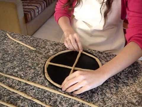Η Ευθυμία φτιάχνει Καρπάθικα ψιλοκούλουρα! Efthimia is making Karpathian psilokouloura!