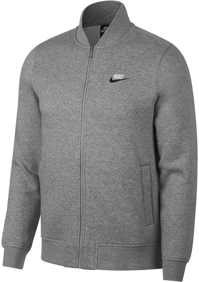 Men s Nike Club Bomber Jacket  8122ac4d276a