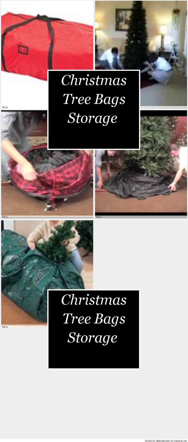 Best 25+ Christmas tree storage bag ideas on Pinterest | Christmas ...