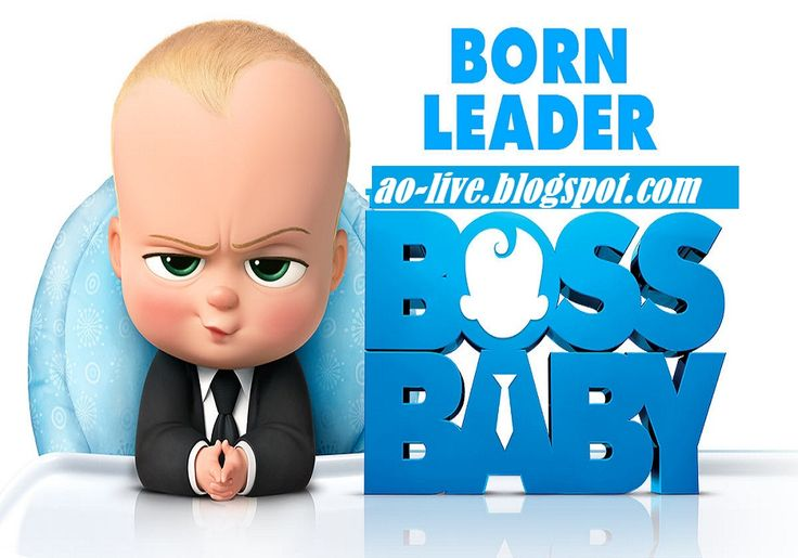 Animated Fantasy Comedy Movie ( The Boss Baby ) - Entertainment