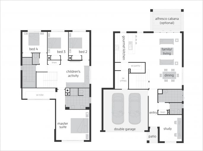 12 Best Images About Canberra Home {Layout} On Pinterest | House