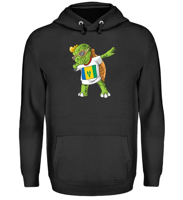 St. Vincent und die Grenadinen Dabbing Schildkröte