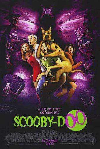 Scooby doo movie poster disney kid movies pinterest doo movie posters and scooby doo - Scoobidou film ...