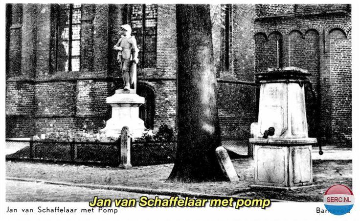 Jan van Schaffelaarstraat Barneveld (jaartal: 1930 tot 1940) - Foto's SERC