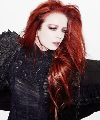 Shirley Manson Born On August 26 #celebposter