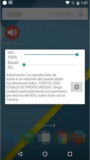 Poco sonido en tu Android? Amplifícalo con esta app   Ocurre normalmente que estamos viendo un vídeo escuchando música o escuchando un audio de alguna aplicación y que el sonido de nuestro dispositivo no sea lo suficientemente alto para poder escuchar correctamente. Es por ello que hoytetraemos una aplicación para poder amplificar el volumen a nuestro dispositivo.  Amplificador de Volumen GOODEV es el nombre que recibe laappquenos ayudará a subir el audio de nuestro teléfono móvil. Ya no…