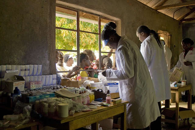 U.S. Army medical researchers take part in World Malaria Day 2010, Kisumu, Kenya April 25, 2010 by US Army Africa, via Flickr