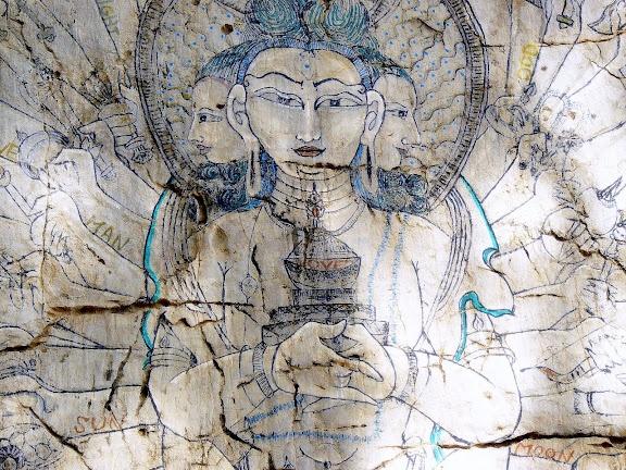 THE BUDDHA OF ATLANTIS