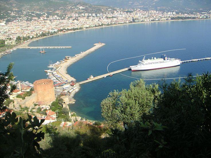 Alanya - Hafen