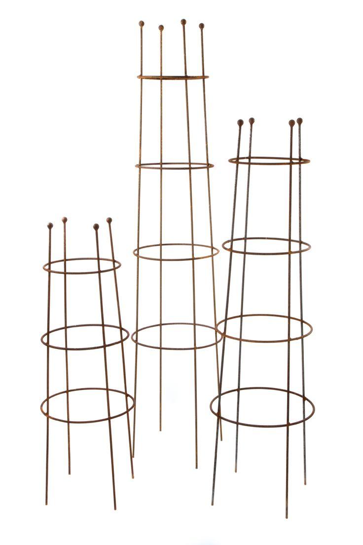 Circular Obelisks