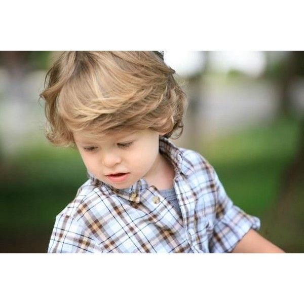 Cute toddler boy hairstyles Cute boy haircuts ❤ liked on Polyvore featuring kids, people, babies and children