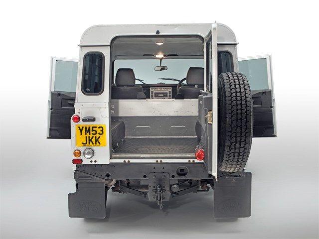 1998-2007 Land Rover Defender Td5 4x4 Review | LRO.com UK