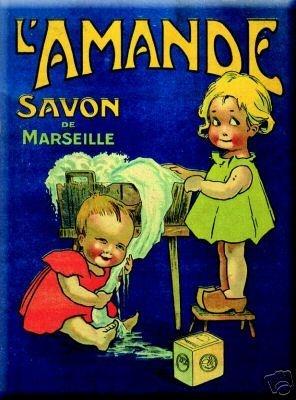L'Amande - Savon de Marseille