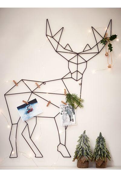 Reindeer Card Holder - Christmas Accessories - Christmas