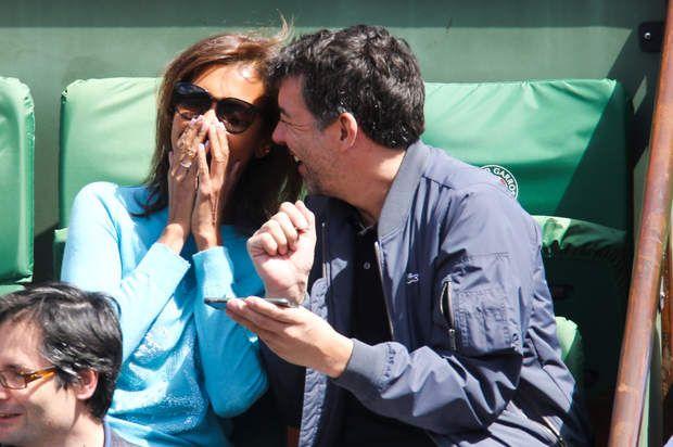 Les 25 meilleures id es de la cat gorie karine le marchand - Stephane plaza et son mari ...