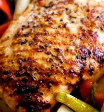 Grilled Grouper Fish Recipe