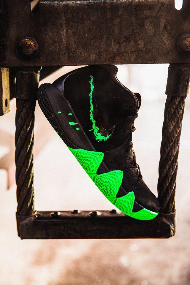 e9315a4376a6 Nike Kyrie 4  Halloween