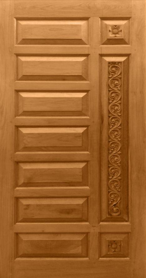 Burma Teak Wood Door In Beautiful Designs And In All Sizes
