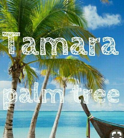 Tamara Palm Tree