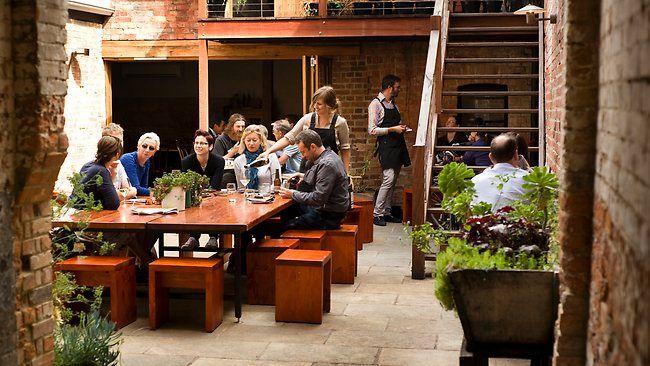 Ethos restaurant, Hobart