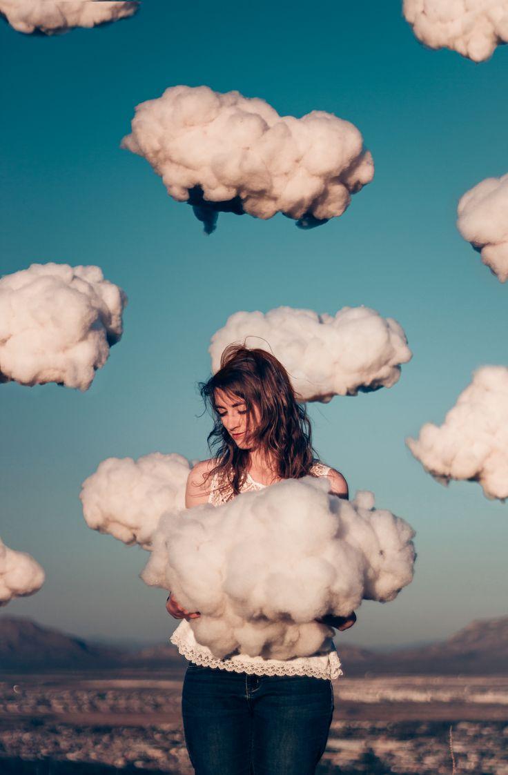 En y con las nubes | Fotografía surreal