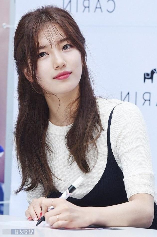 Best Collection Of Long Hairstyles Korean Actress Hair Style Women