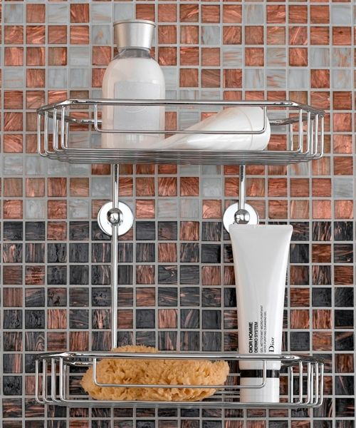16 best Shower Caddy - no drilling images on Pinterest | Chrome ...