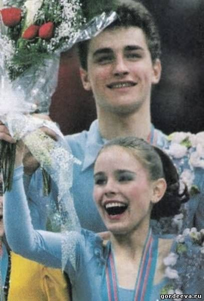 Katia Gordeeva & Sergei Grinkov, Figure Skating.I love watching ice skating.Please check out my website thanks. www.photopix.co.nz