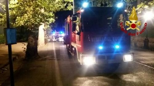 Toscana: #Incidente al #Piazzale Michelangelo: auto si schianta contro un albero / FOTO (link: http://ift.tt/2bufMmb )