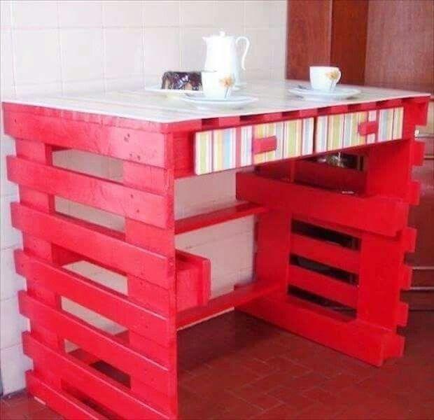 193 best Pallets images on Pinterest   Pallet furniture, Pallet ...