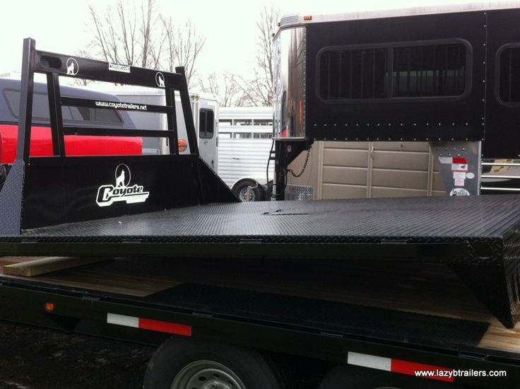 Coyote Steel Truck Beds Standard Features Sand Blasted