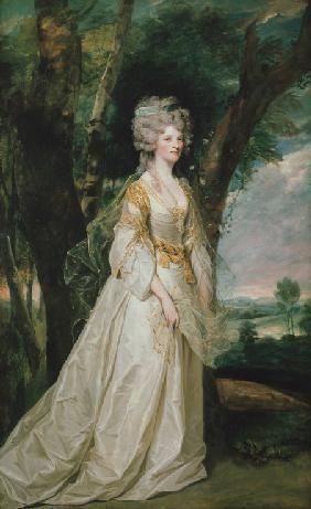 Sir Joshua Reynolds - Lady Sunderland