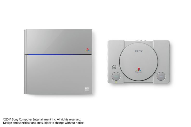PS4 20th Anniversary Edition.
