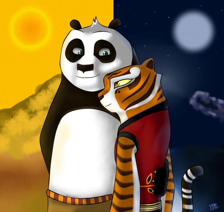 kung fu panda po and tigress relationship questions